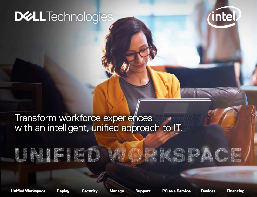 Transform workforce experiences with an intelligent, unified approach to IT.