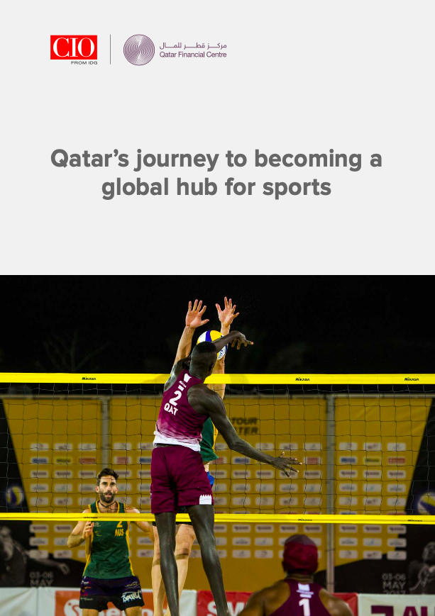Qatar's journey to becoming a global hub for sports