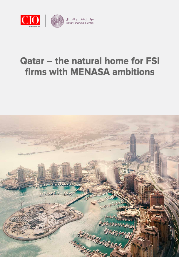 Qatar – the natural home for FSI firms with MENASA ambitions
