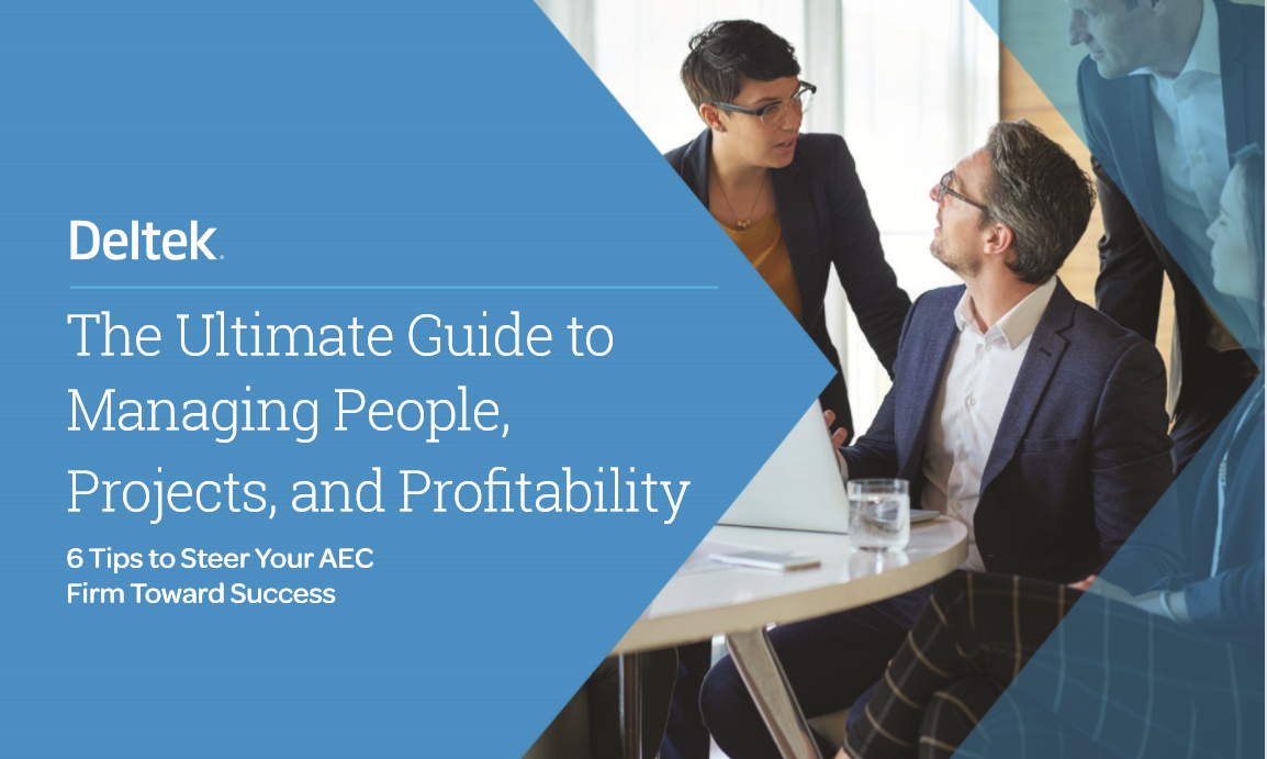 THE ULTIMATE GUIDE TO MANAGING PEOPLE, PROJECTS, AND PROFITABILITY