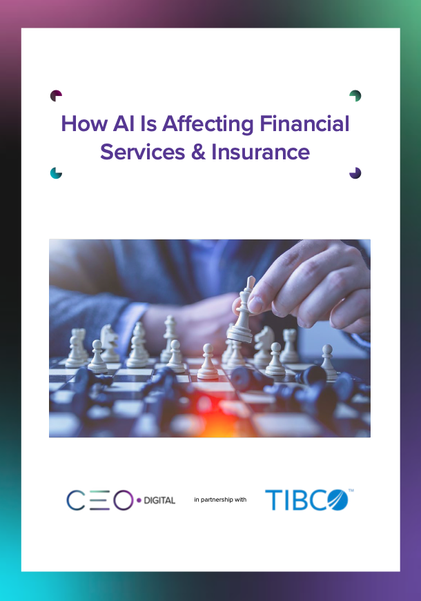 How AI Is Affecting Financial Services & Insurance