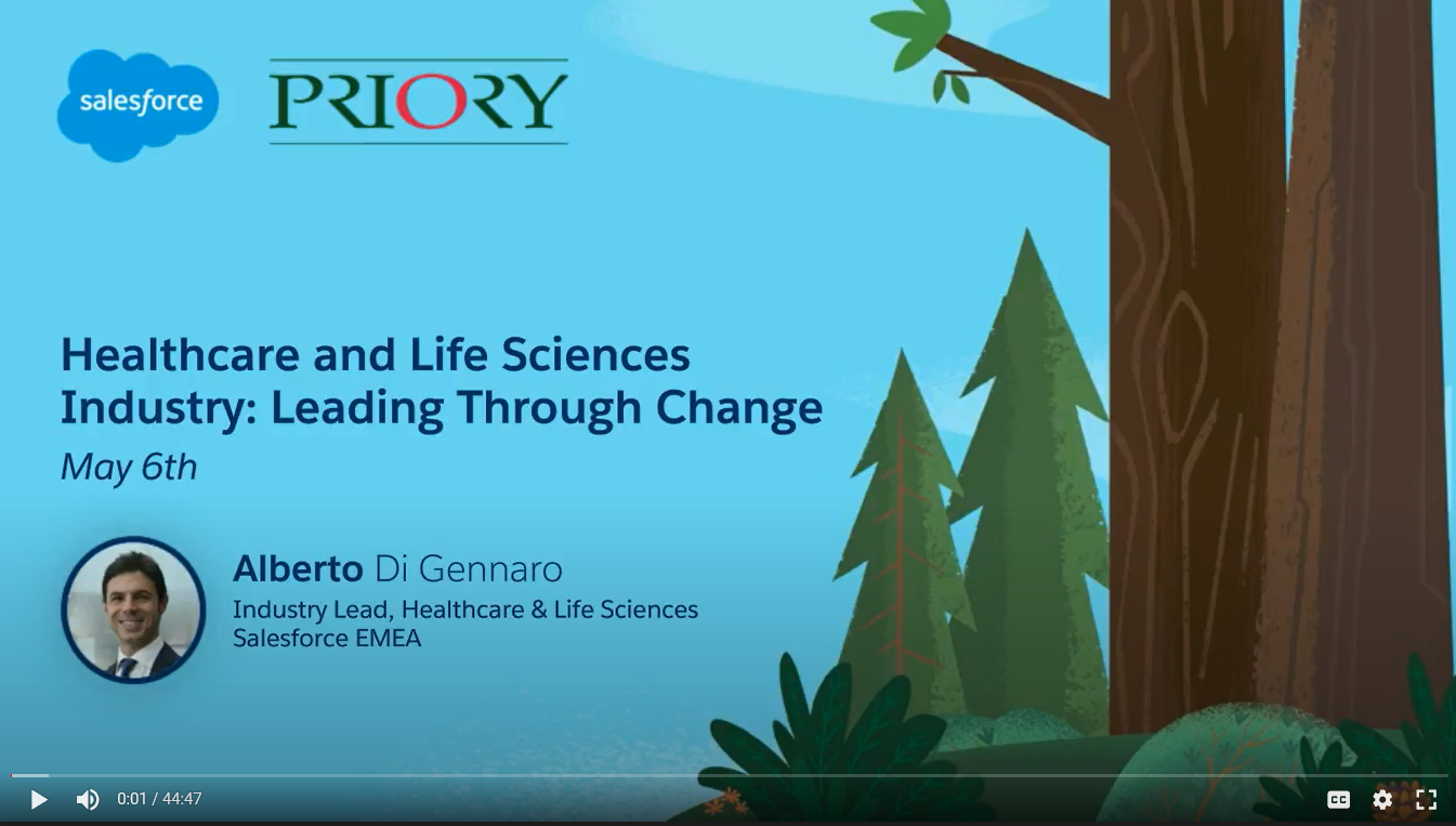 Healthcare and Life Sciences Industry: Leading Through Change