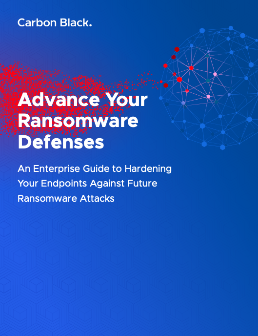 Advance Your Ransomware Defenses
