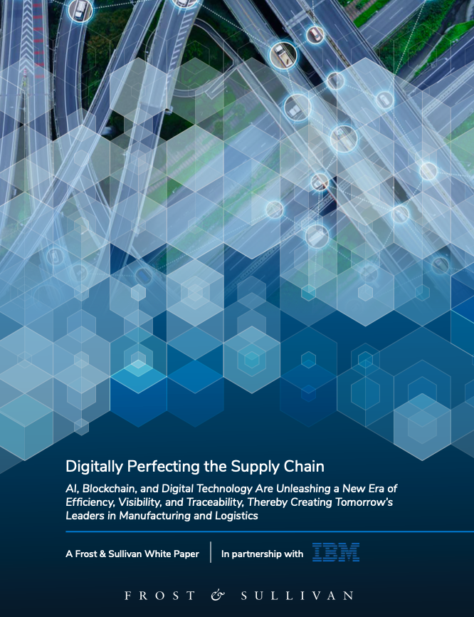Digitally Perfecting the Supply Chain
