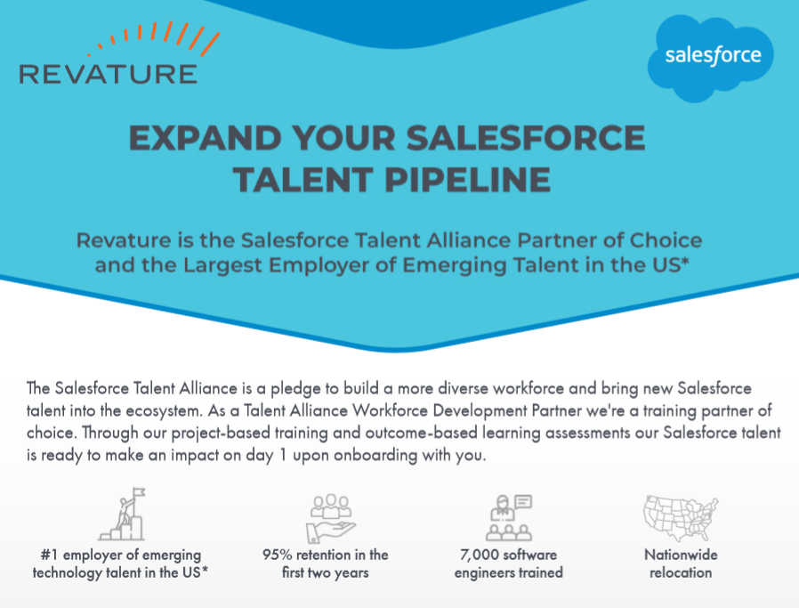Expand Your Salesforce Talent Pipeline