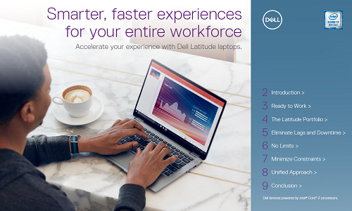 Smarter, faster experiences for your entire workforce