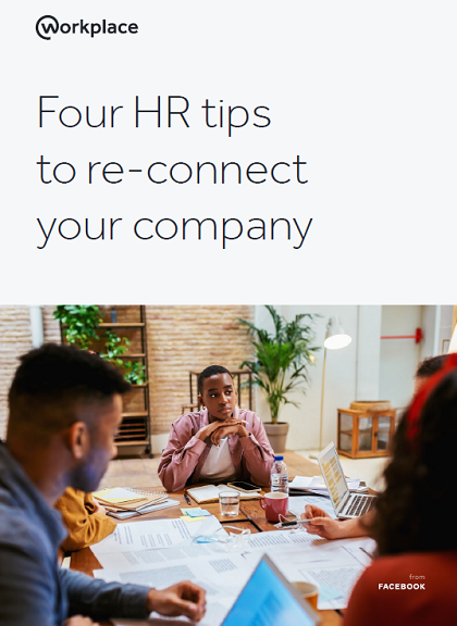 4 HR tips to Reconnect Your Company