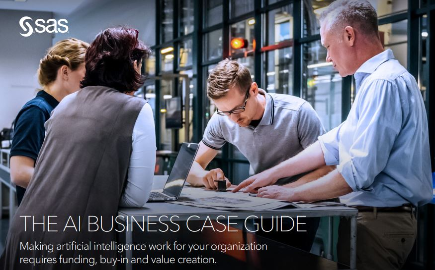 THE AI BUSINESS CASE GUIDE