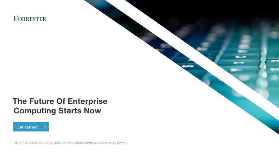 The Future Of Enterprise Computing Starts Now