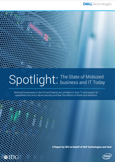 The State of Midsized business and IT Today