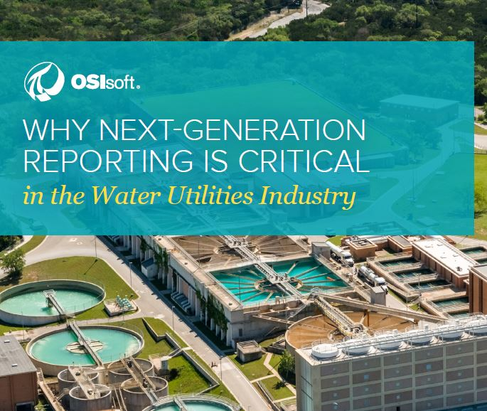 Why Next Generation Reporting Is Critical For Water Utilities whitepaper