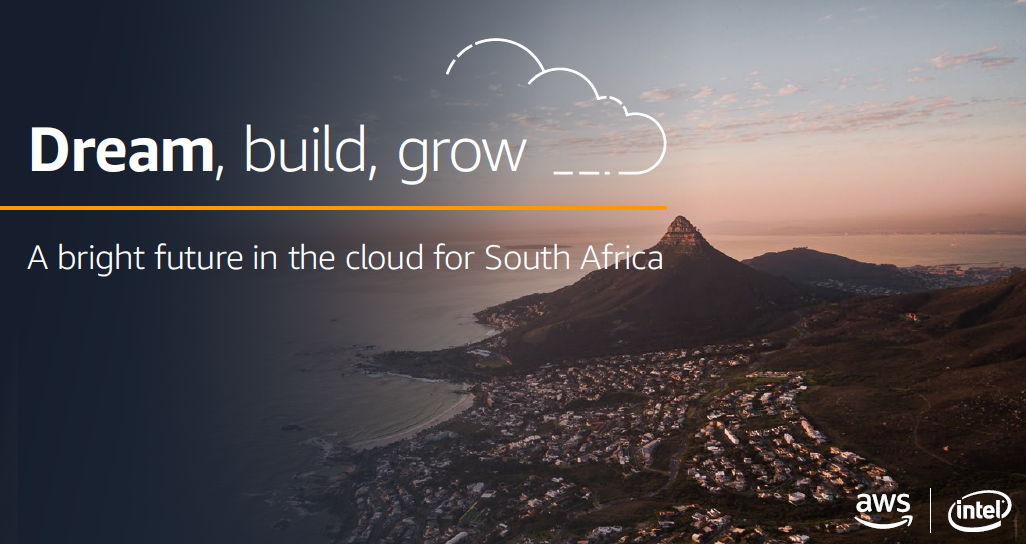 Dream, build, grow: A bright future in the cloud for South Africa