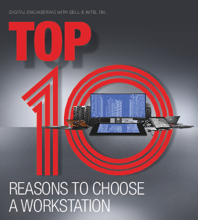 Top 10 reasons to choose a Workstation