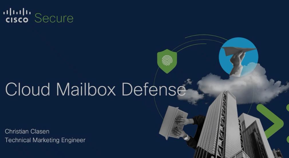 Cloud Mailbox Defense - Demo video
