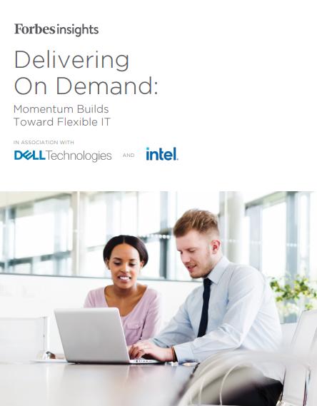 Delivering On Demand: Momentum Builds Toward Flexible IT