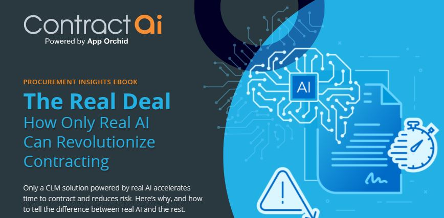 The Real Deal : How Only Real AI Can Revolutionize Contracting