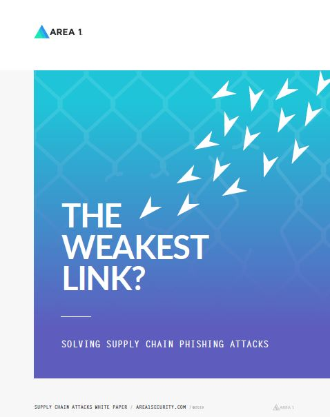 Fix Your Weakest Link: Supply Chain Phishing Attacks