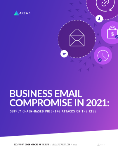 Business Email Compromise in 2021: Supply Chain-Based Phishing Attacks on the Rise