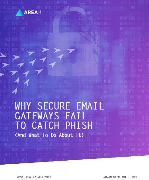 WHY SECURE EMAIL GATEWAYS FAIL TO CATCH PHISH