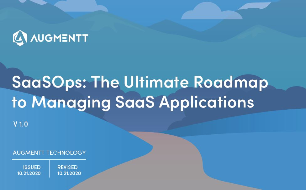 SaaSOps: The Ultimate Roadmap to Managing SaaS Applications