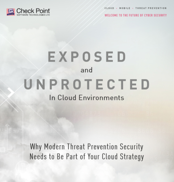 EXPOSED and UNPROTECTED In Cloud Environments