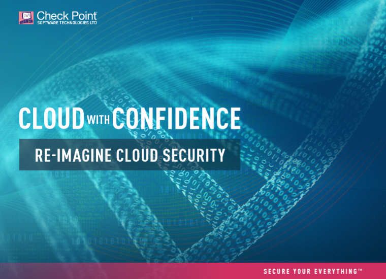 CLOUD CONFIDENCE WITH RE-IMAGINE CLOUD SECURITY