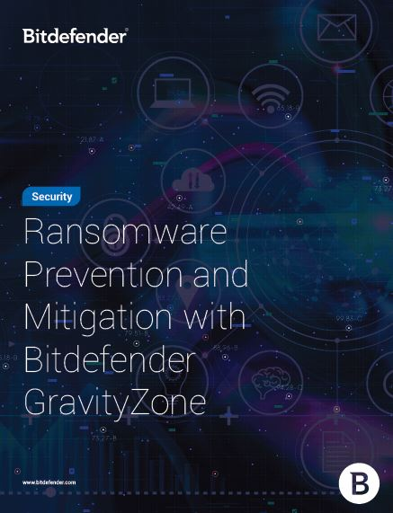 Ransomware Prevention and Mitigation with Bitdefender GravityZone