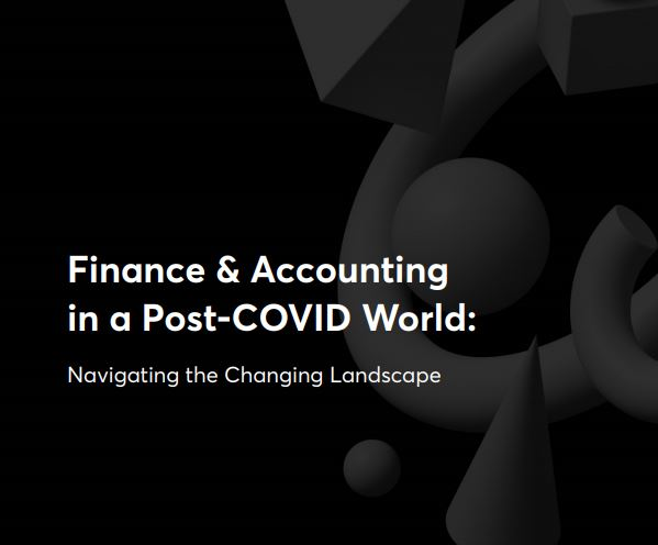 Finance & Accounting in a Post-COVID World: Navigating the Changing Landscape