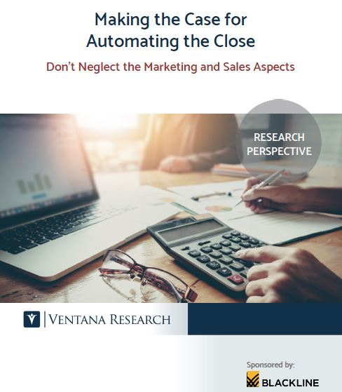 Making the Case for Automating the Close
