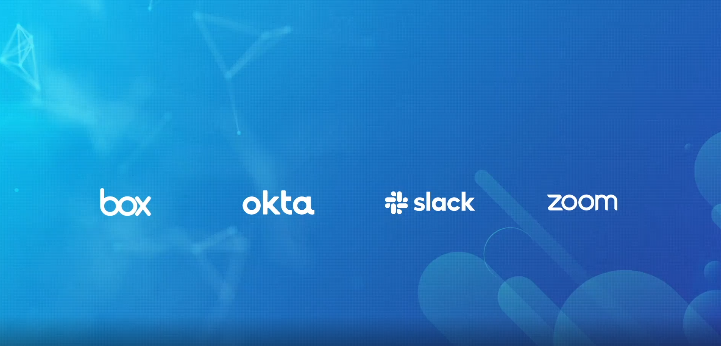 A discussion on the future of work with the CEOs of Box, Okta, Slack and Zoom