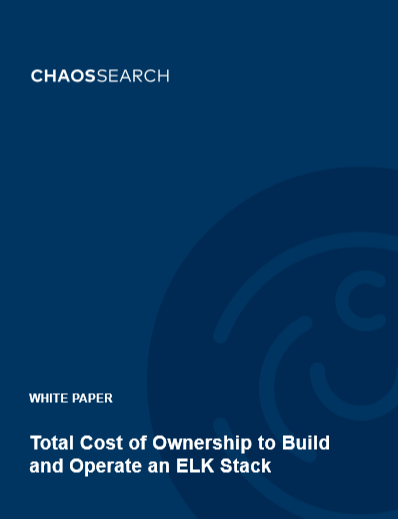Total Cost of Ownership to Build and Operate an ELK Stack