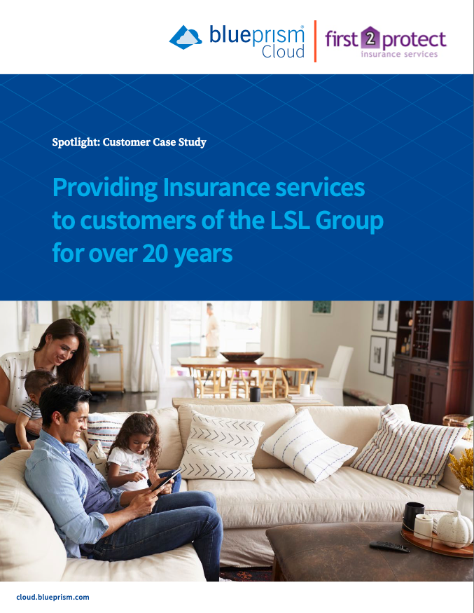 Providing Insurance services to customers of the LSL Group for over 20 years
