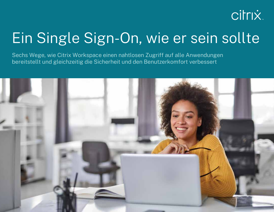 Optimales Single Sign-On