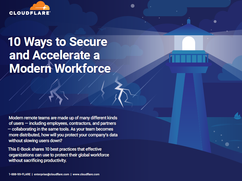 10 Ways to Secure and Accelerate a Modern Workforce