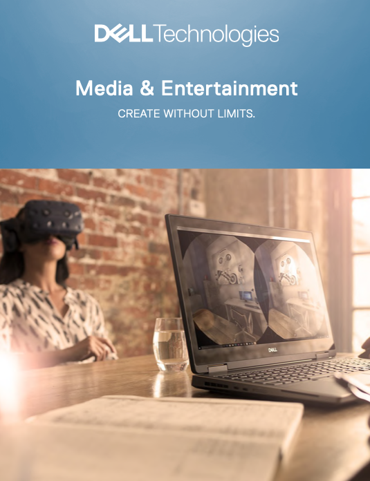Media and Entertainment Industry Brochure