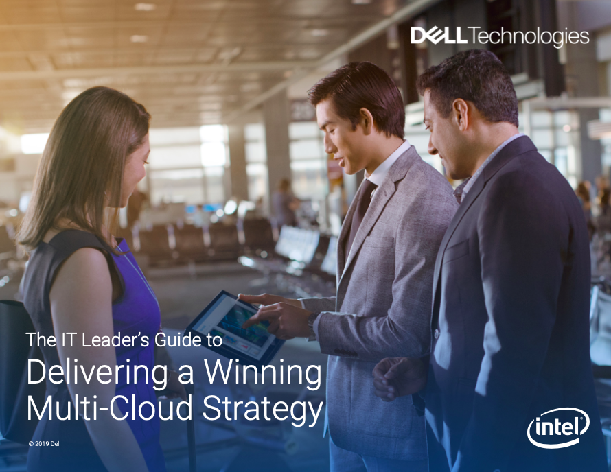 The IT Leader's Guide to Delivering a Winning Multi-Cloud Strategy