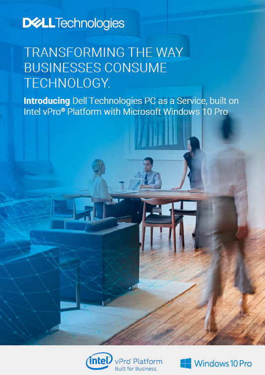 Transforming the way businesses consume technology