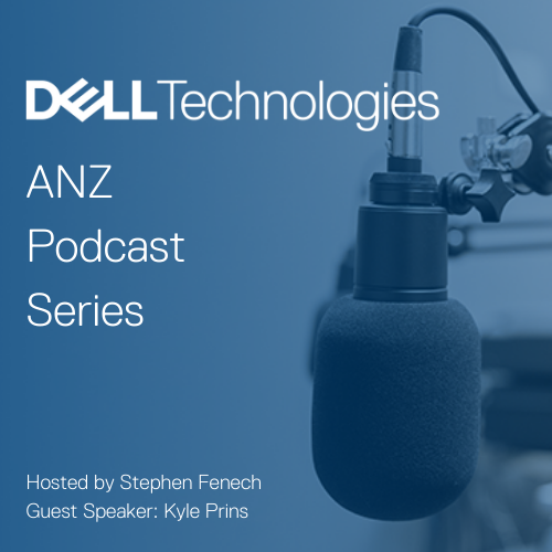 Dell Technologies ANZ Podcast Series: Embracing Data Analytics to Innovate Your Business Journey