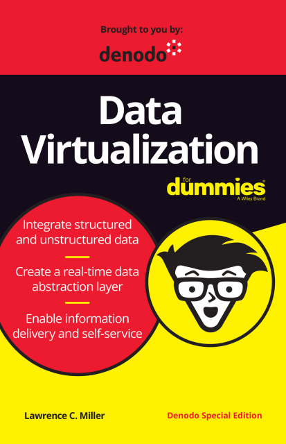 Data Virtualization for Dummies e-Book