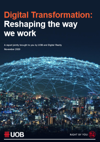 Digital Transformation: Reshaping the way we work