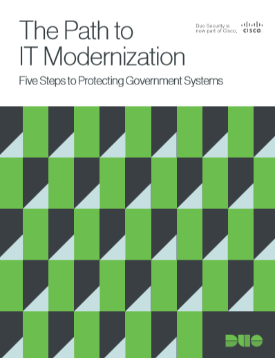 The Path to IT Modernization