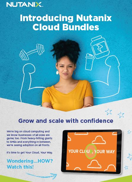 Introducing Nutanix Cloud Bundles