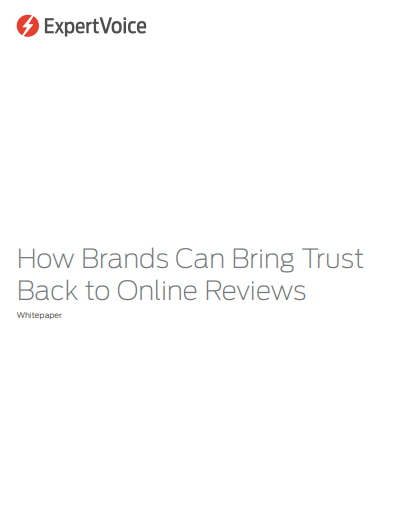How Brands Can Bring Trust Back to Online Reviews