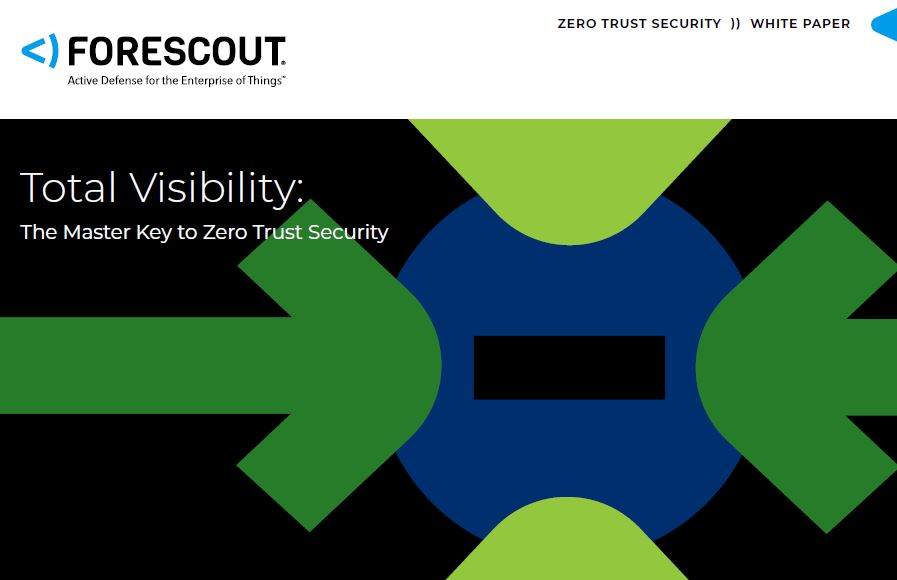 Total Visibility: The Master Key to Zero Trust Security