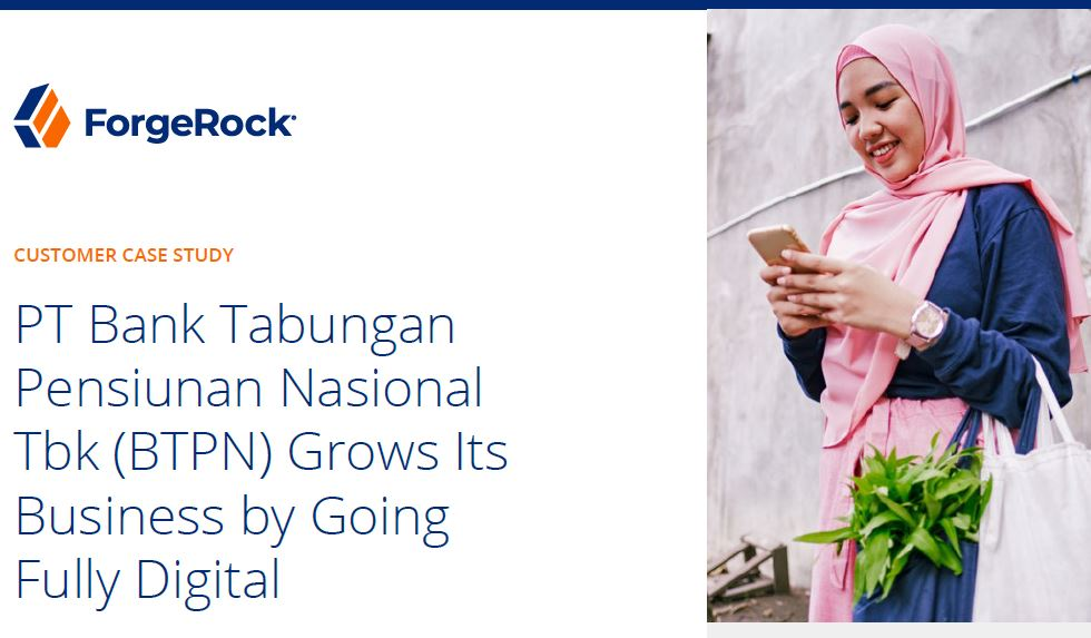 PT Bank Tabungan Pensiunan Nasional Tbk (BTPN) Grows Its Business by Going Fully Digital