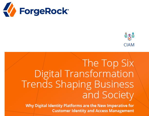 The Top Six Digital Transformation Trends Shaping Business and Society