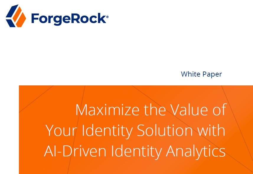Maximize the Value of Your Identity Solution with AI-Driven Identity Analytics