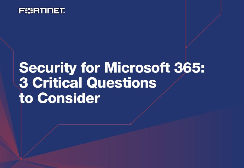 Security for Microsoft 365: 3 Critical Questions to Consider
