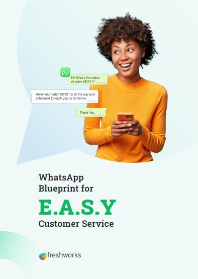 WhatsApp Blueprint for E.A.S.Y Customer Service
