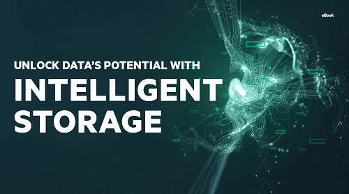 Unlock Data's Potential with Intelligent Storage Extracting value from data across hybrid cloud environments is the next frontier.